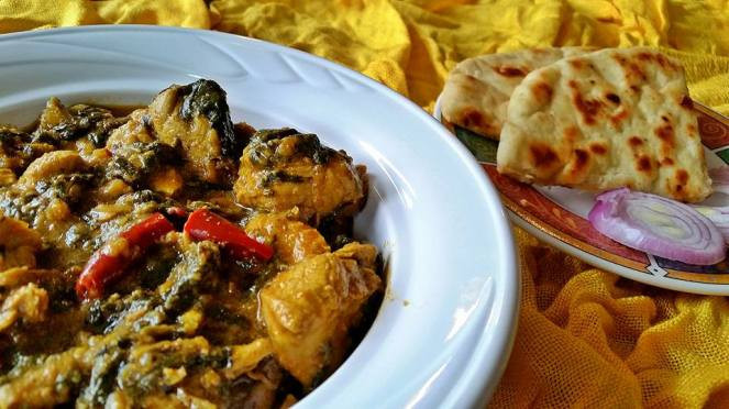 Saag chicken2